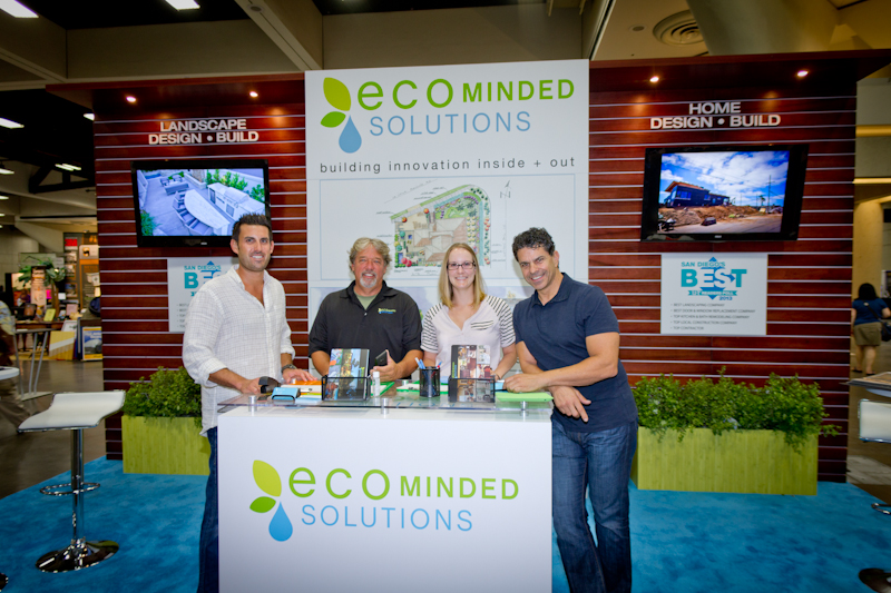 Fall Home Garden Show In Del Mar Eco Minded Solutions