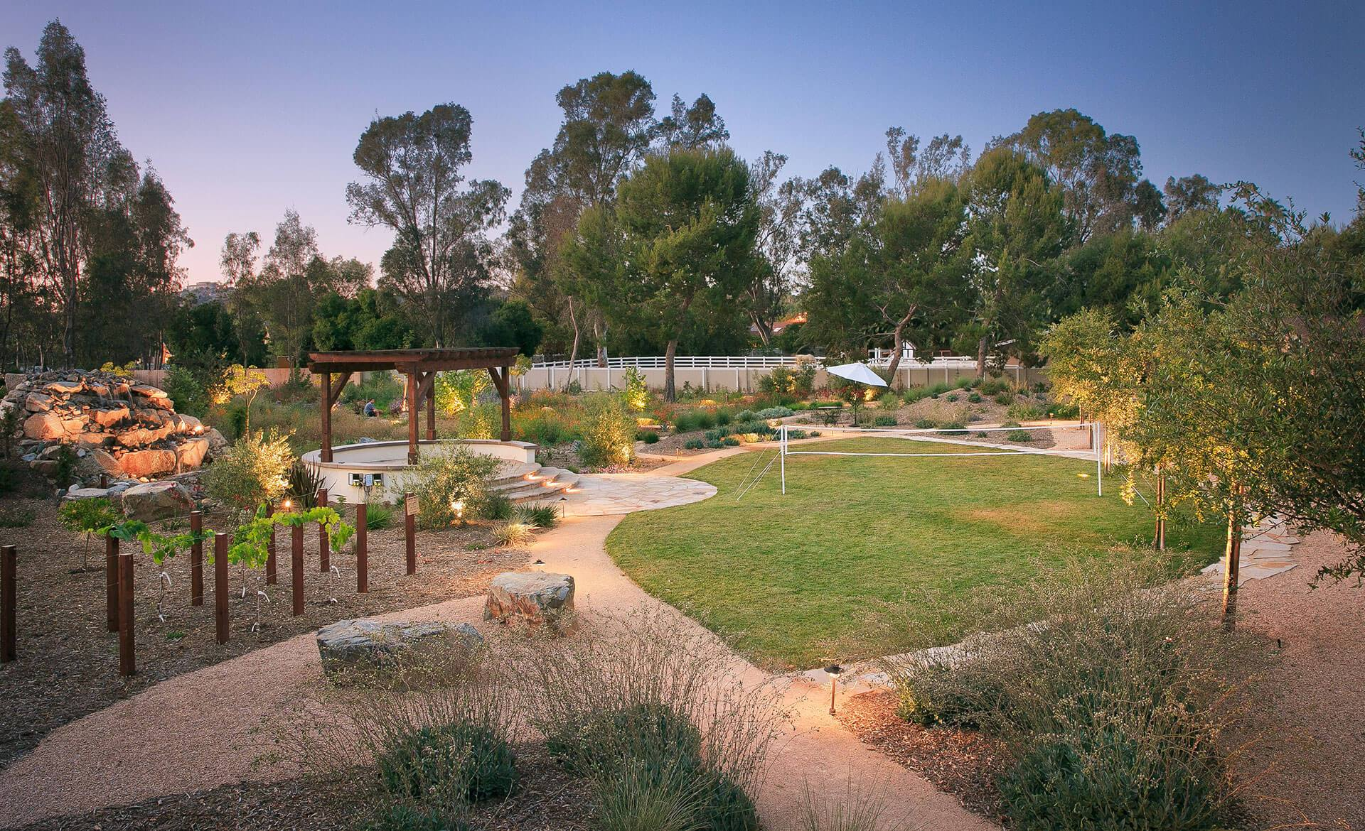 Custom landscape architecture in San Diego, CA